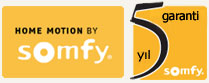 Somfy Home By Motion 